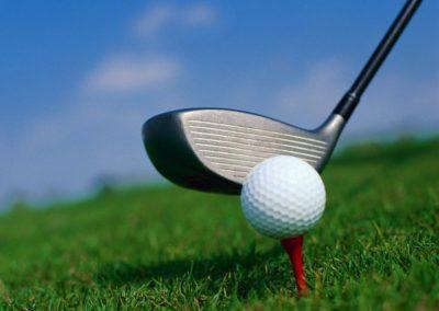 golf payandé